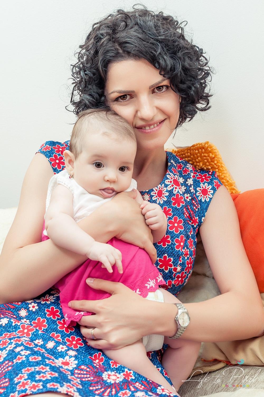 Fotografie de Botez - Buzau - Eva Ioana