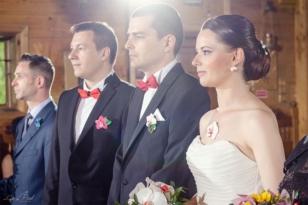 Botez si Nunta - Cristina si Razvan - Bucuresti