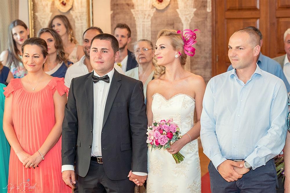 Fotografie de Cununie Civila - Alexandra si Alexandru - Bucuresti