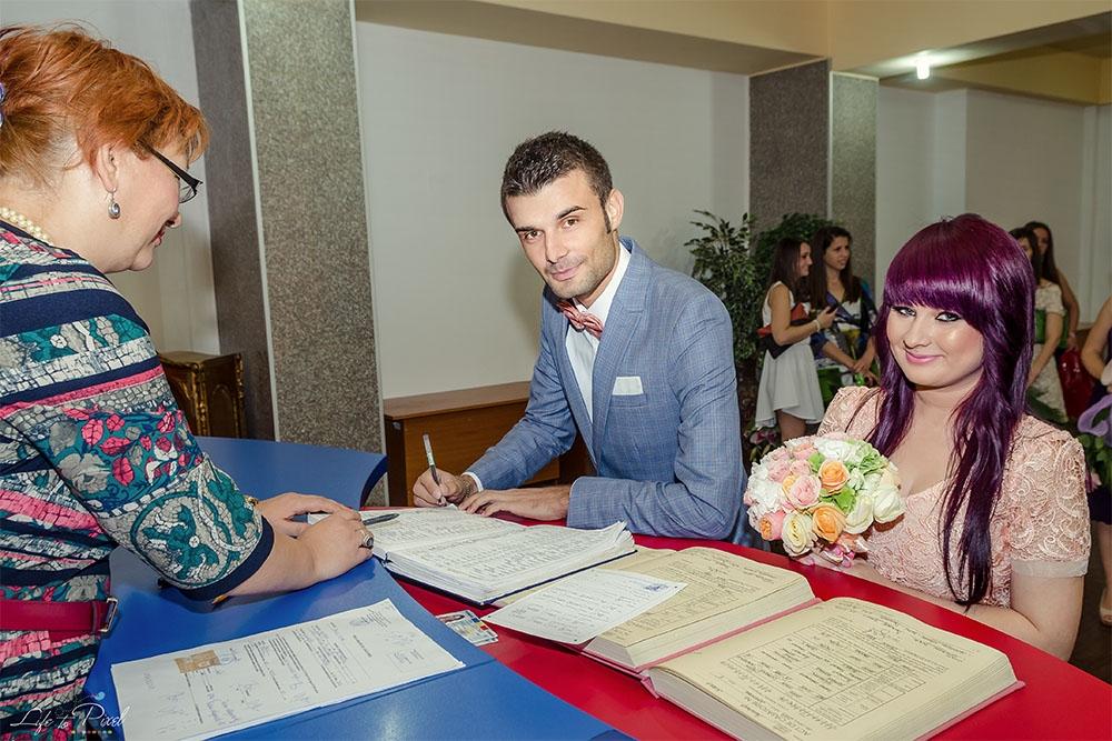 Fotografie de Cununie Civila - Catalin si Mihai - Bucuresti
