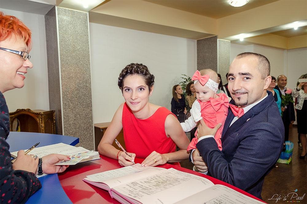 Cununie Civila - Ana Cristina si Catalin - Bucuresti
