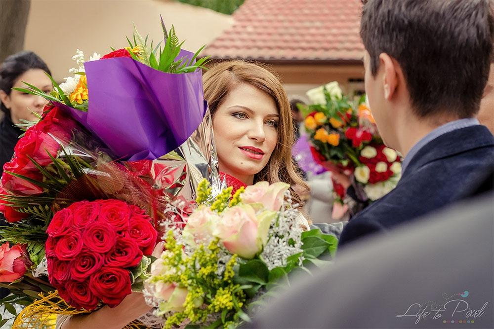 Fotografie de Cununie Civila - Bucuresti - Iulia si Sorin