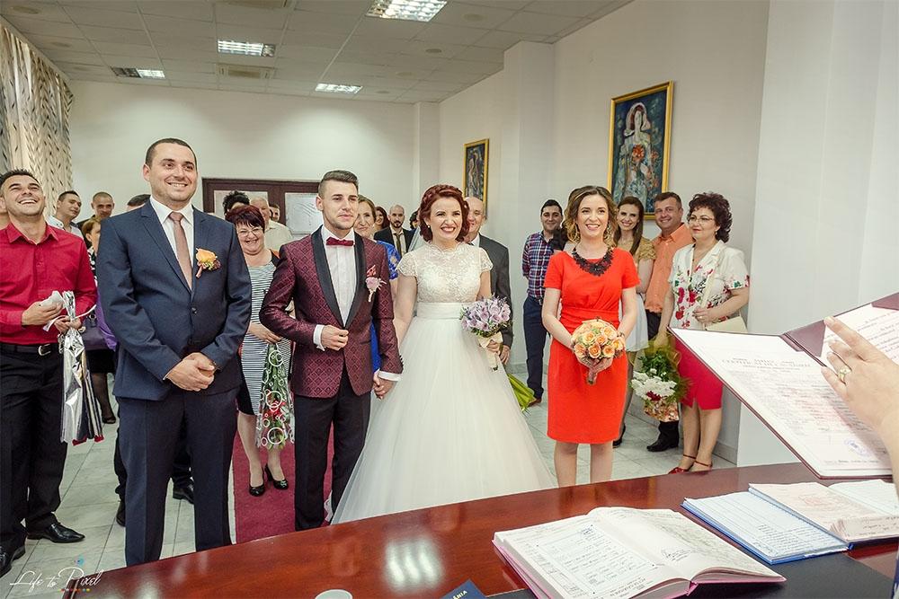 Cununie Civila si Nunta - Slobozia - Ana-Maria si Laurentiu