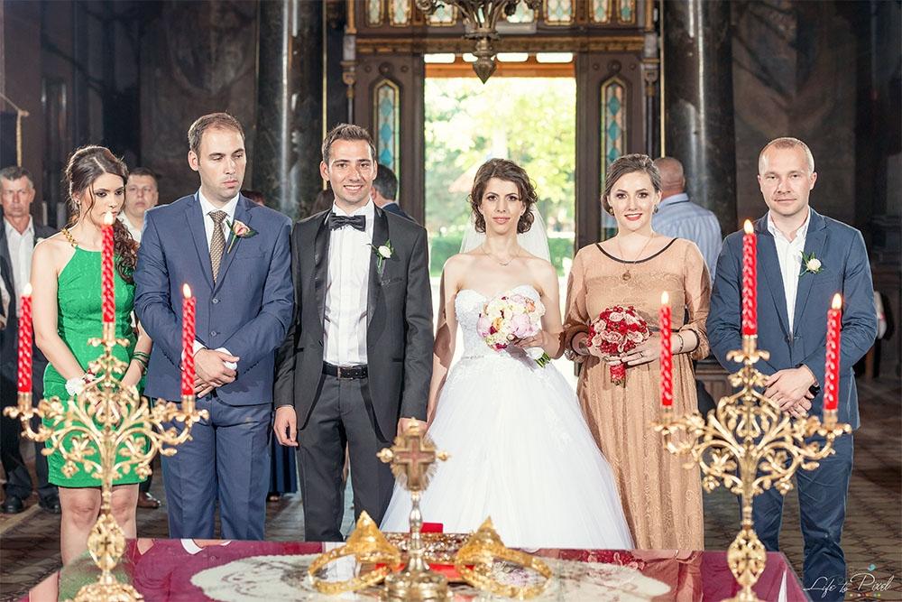 Cununie si Nunta - Irina si Florin - Turnu Magurele