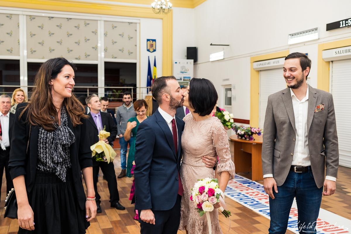 Cununie Civila Chiajna - Simona si Razvan