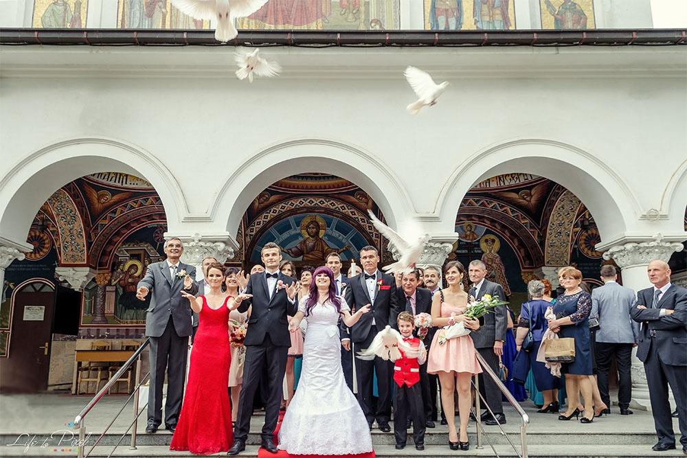 Fotografie de Nunta - Catalina si Mihai - Bucuresti