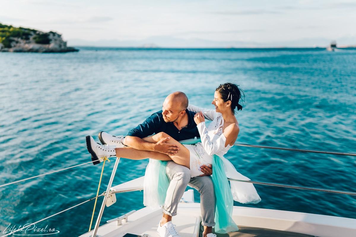 Irina si Vlad - Nunta Grecia