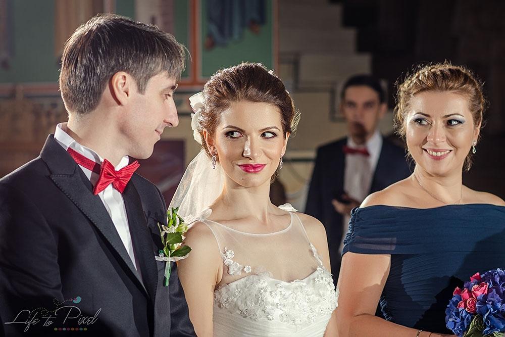 Fotografie de Nunta - Bucuresti - Iulia si Sorin