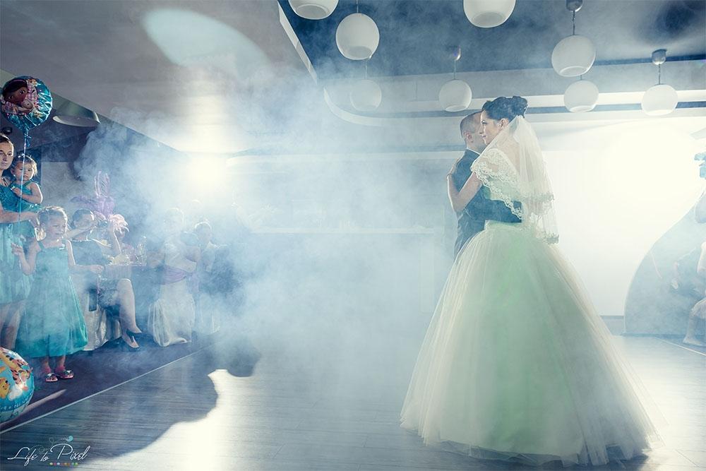Fotografie de nunta - Roxana si Marius - Bucuresti