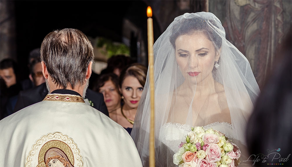 Fotografie de Nunta - Bucuresti - Stefania si Ciprian