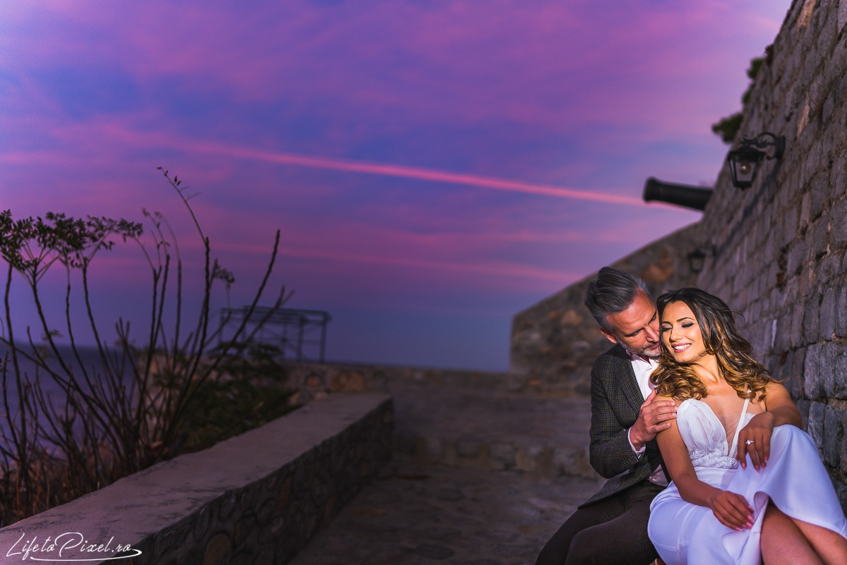 Sedinta foto dupa nunta Grecia - Ioana si Octavian